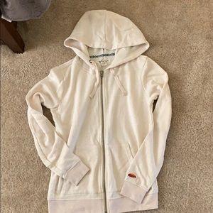 Roxy full zip sweatshirt